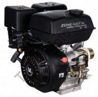 Zongshen (Зонгшен) ZS 168 FBE четырехтактный бензиновый китайский двигатель, аналог Honda GX200 type S, две катушки освещения, мощность 6,5 л.с., для мотоблока, мотокультиватора, диаметр вала 19,05 мм.