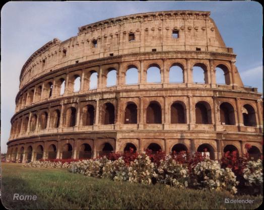 """Коврик для компьютерной мыши Defender Journey """"Rome"""""""