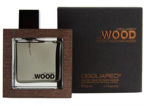 "Туалетная вода Dsquared2 ""He Wood Rocky Mountain Wood"", 100 ml"