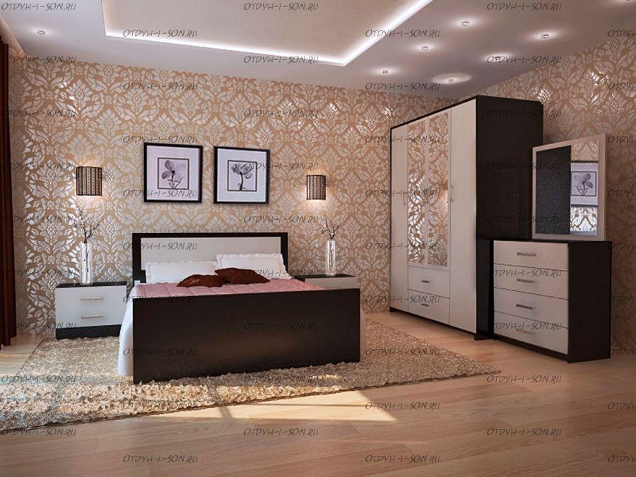 Спальня Фиеста №1 BTS