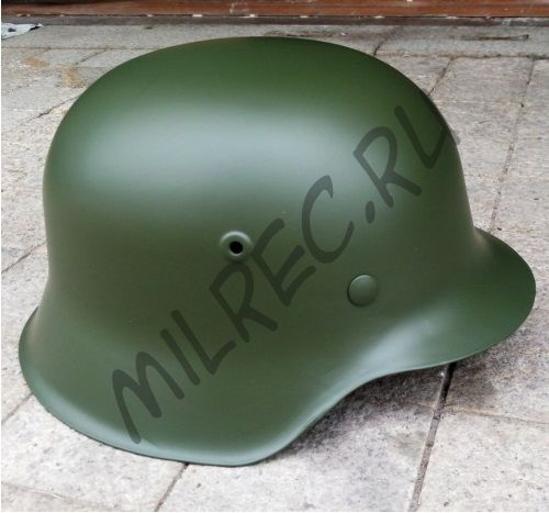 Стальной шлем образца 1942 года (реплика) ET66 (реплика) (на 58-59 размер головы) под заказ