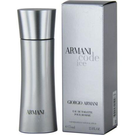 "Туалетная вода Giorgio Armani ""Armani Code Ice"", 100 ml"
