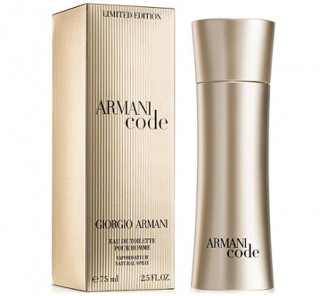 "Туалетная вода Giorgio Armani ""Armani Code Golden Edition"", 100 ml"
