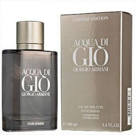 "Туалетная вода Giorgio Armani ""Aqua Di Gio Men Limited Edition"", 100 ml"