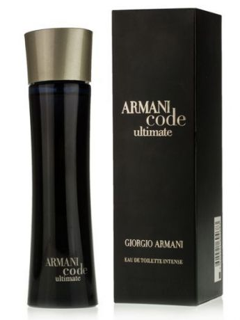 "Туалетная вода Giorgio Armani ""Armani Code Ultimate"", 100 ml"