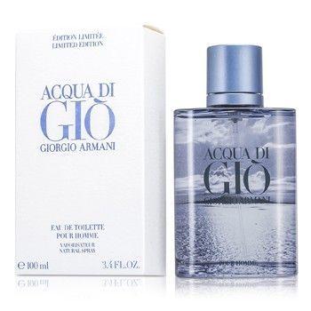 "Туалетная вода Giorgio Armani ""Acqua di Gio Blue Edition Pour Homme"", 100 ml"