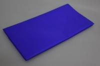 Бумага 76*50 см, синий, 10 лист/ уп