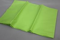 Бумага 76*50 см, салатовый, 10 лист/ уп