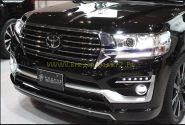 Аэродинамический обвес Double Eight для Toyota Land Cruiser 200 2015 -