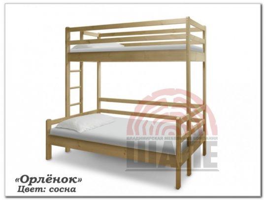 Кровать Орленок