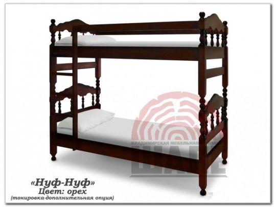 Кровать Нуф Нуф