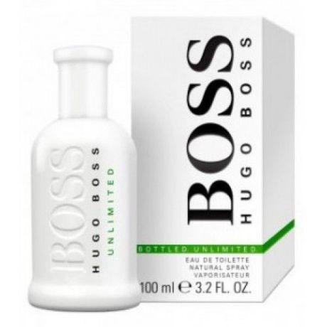 "Туалетная вода Hugo Boss ""Bottled Unlimited"", 100 ml"