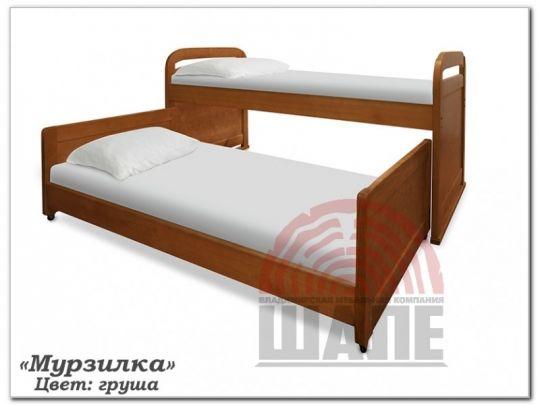 Кровать Мурзилка