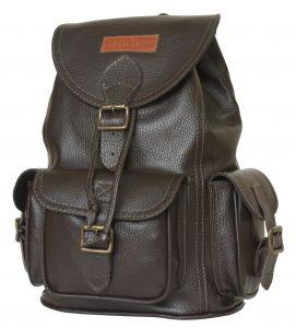 Женский кожаный рюкзак Carlo Gattini Velona brown