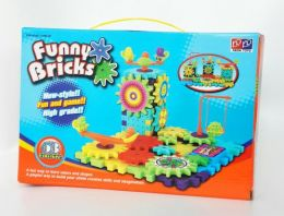 Развивающий конструктор Funny Bricks (Фанни Брикс) 53 деталей