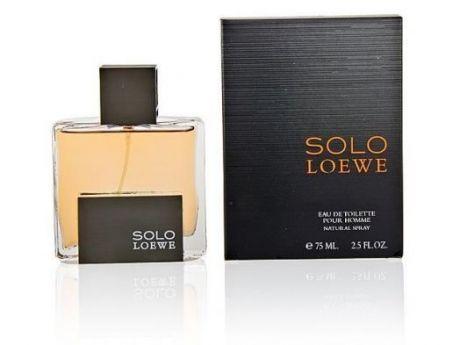 """Туалетная вода Loewe """"Solo"""", 75 ml"""