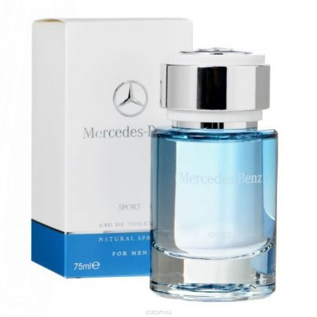 "Туалетная вода Mercedes-Benz ""Mercedes-Benz Sport"", 100 ml"