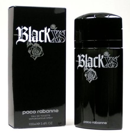 "Туалетная вода Paco Rabanne ""Black XS for Men"", 100 ml"