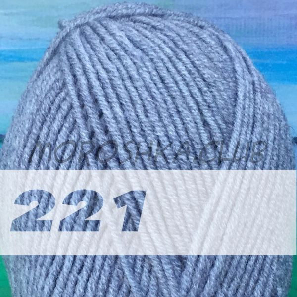 Светлый джинс Lanagold Alize (цвет 221)