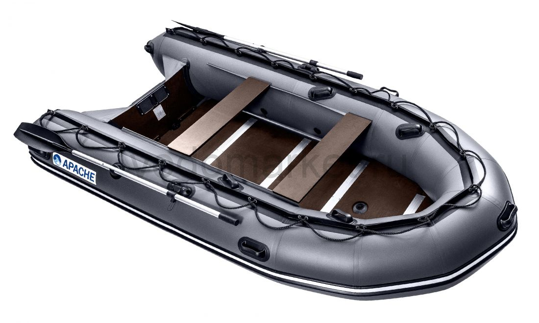 Лодка ПВХ APACHE 3300 СК графит