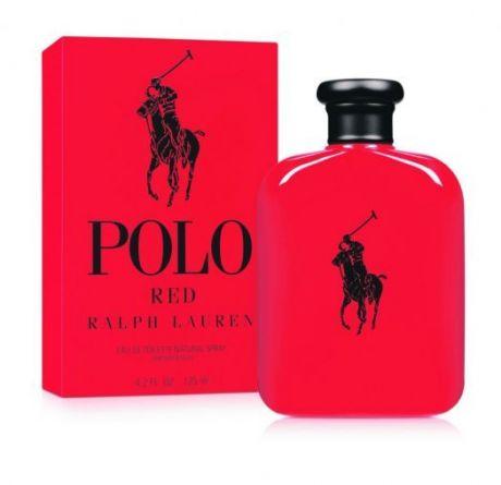 Туалетная вода Ralph Lauren Polo Red 125 ml