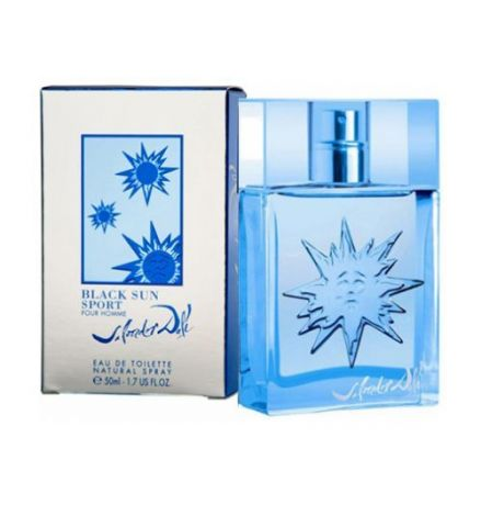 "Туалетная вода Salvador Dali ""Black Sun Sport "", 50 ml"