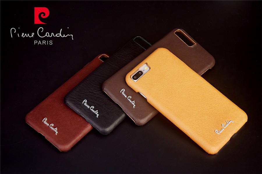 Чехол iPhone 7 Кожаный Pierre