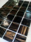 Sable Black GC45. Мозаика для бассейнов