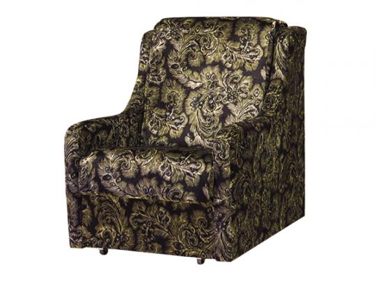 Кресло-кровать Аккордеон флок, Павлиньи перья
