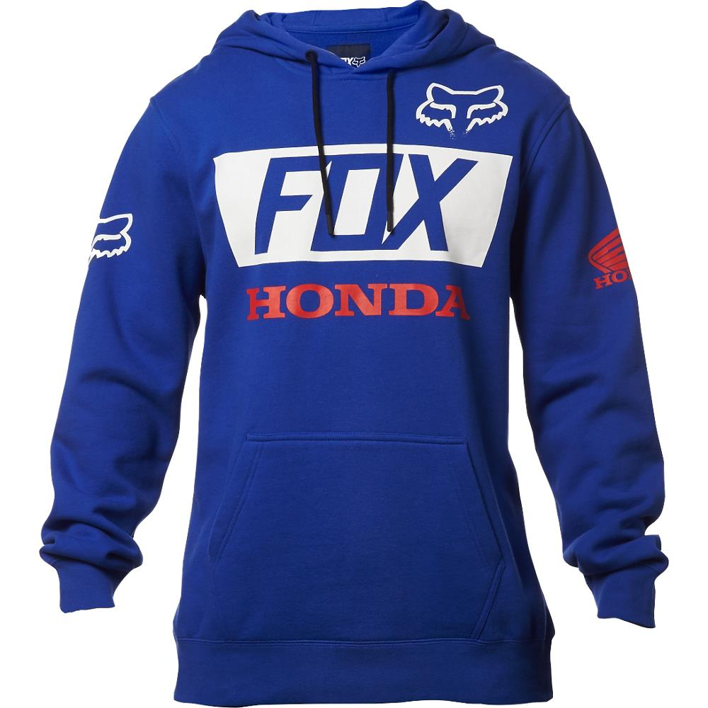 Fox - Honda Basic Pullover толстовка, синяя