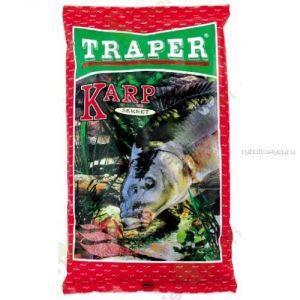 Прикормка Traper Sekret карп красная 1кг