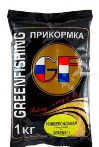 Прикормка Greenfishing GF Универсальная 1кг