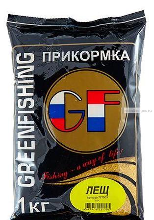 Прикормка Greenfishing GF Лещ 1кг
