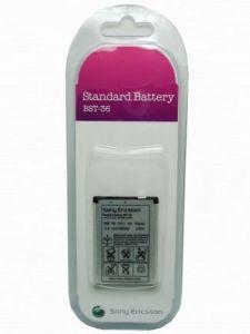 Аккумулятор Sony Ericsson J300i/K310i/... (BST-36) Оригинал