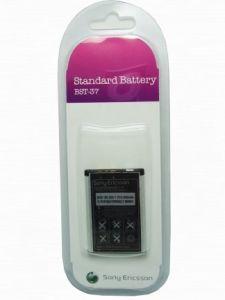 Аккумулятор Sony Ericsson J110i/J120i/... (BST-37) Оригинал