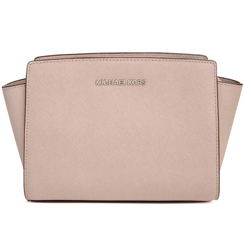 Michael Kors Selma Mini (grey-pink)