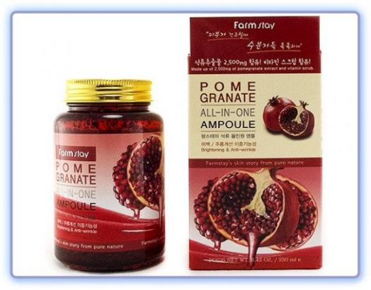 Сыворотка с экстрактом граната Pomegranate All-In-One Ampoule