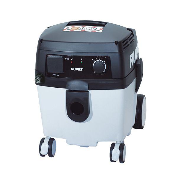 Rupes Малогабаритный мобильный пылесос для работы с электрическим или пневматическим шлифовальным инструментом