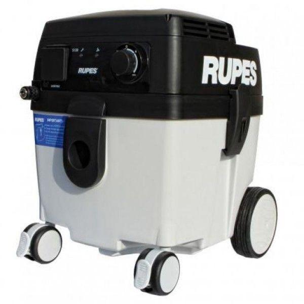 Rupes Малогабаритный мобильный пылесос для работы с электрическим или пневматическим шлифовальным инструментом на одном рабочем месте, класс М