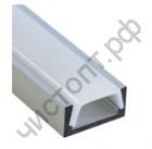 Alu профиль 2000*16*6mm (SBL-Al16x6) для укладки LED ленты