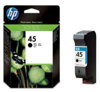 Оригинальный картридж HP №45   51645A  черный 42мл