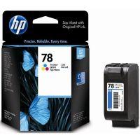 Картридж HP C6578DE оригинальный