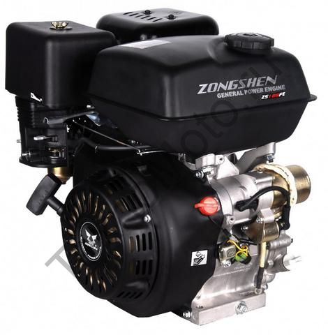 Двигатель Zongshen ZS 190 FE