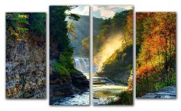 Свежесть водопада