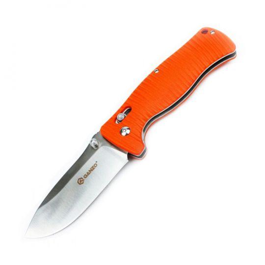 Нож Ganzo G720M Оранжевый