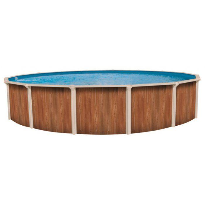 Сборный круглый бассейн Atlantic Pools Esprit Big 5,5 x 1,35 м