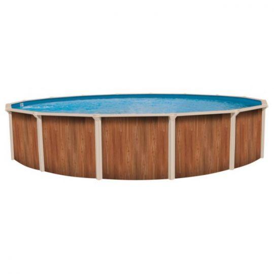 Сборный круглый бассейн Atlantic Pools Esprit Big 3,6 x 1,35 м