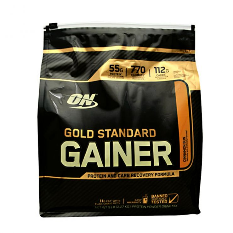Гейнер Optimum Nutrition Gold Standard Gainer 5lb (2.27кг)