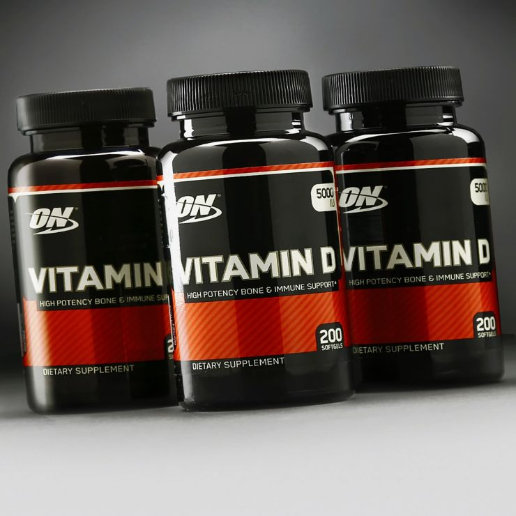​Optimum Nutrition Vitamin D