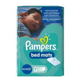 Простыни одноразовые Pampers Bed Mats с 90x80см 7шт